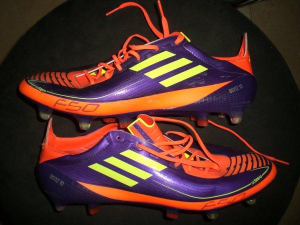 worn match boots benzema