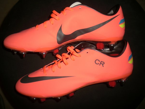 worn boots cristiano real madrid vs barcelone