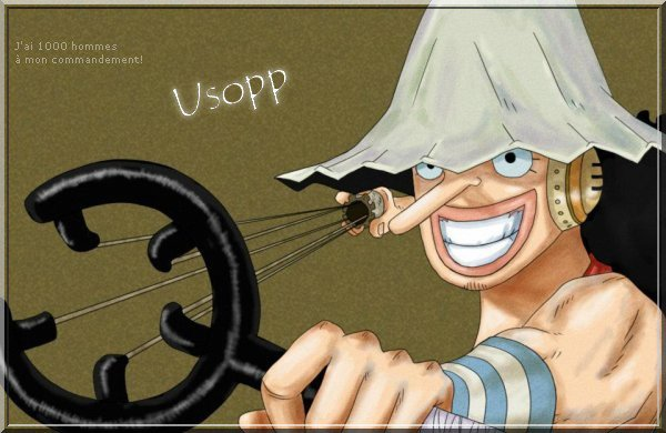 Usopp ~ Sogeking