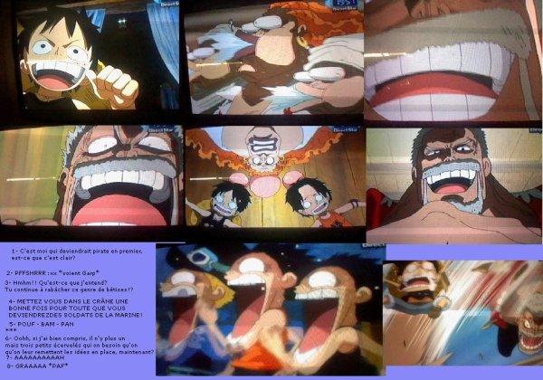 Scènes One Piece