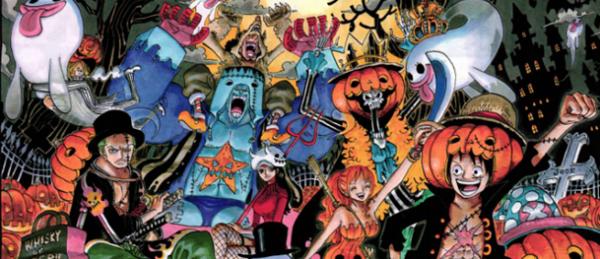 One-Shot 2 | Spécial Halloween