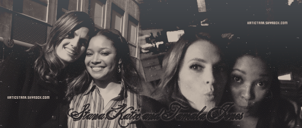 Stana Katic & Tamala Jones