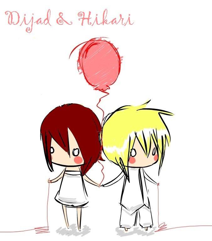Pour ma Dijad ♥