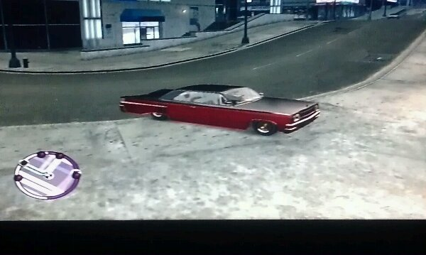en mode GTA