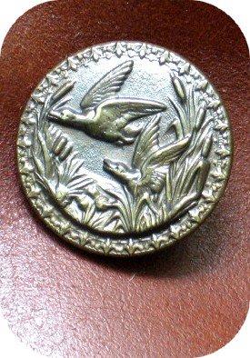 bouton de vénerie 1890