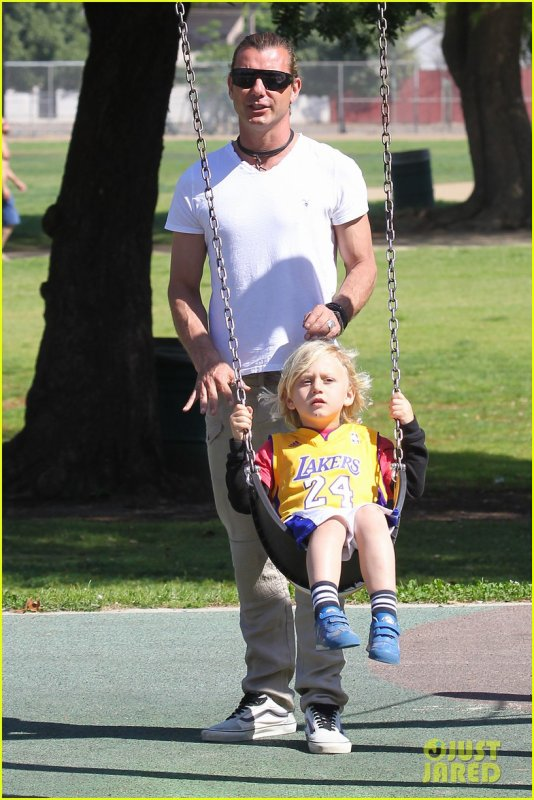 kingston et zuma rossdale babysdesstars