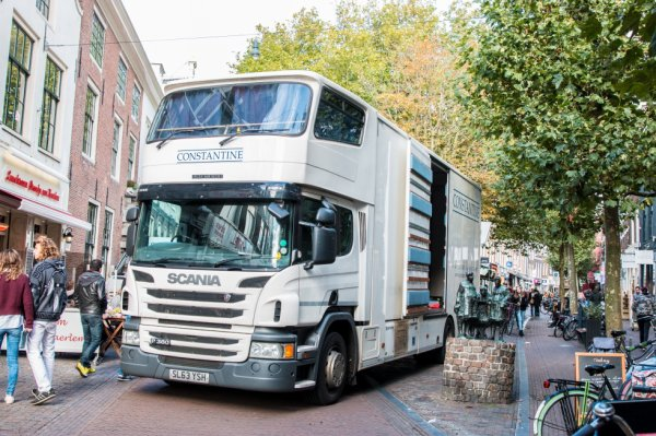 Scania P360.