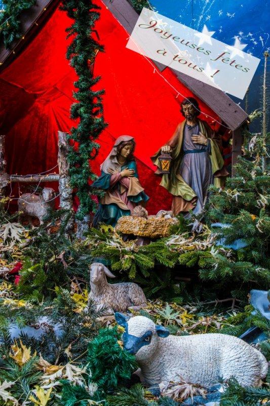 Un joyeux Noël à tous!