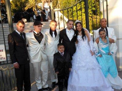 le mariage de mon grd frere