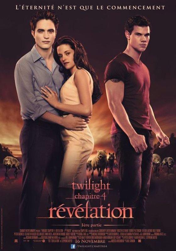 twilight chapitre 4 revelation partie 1