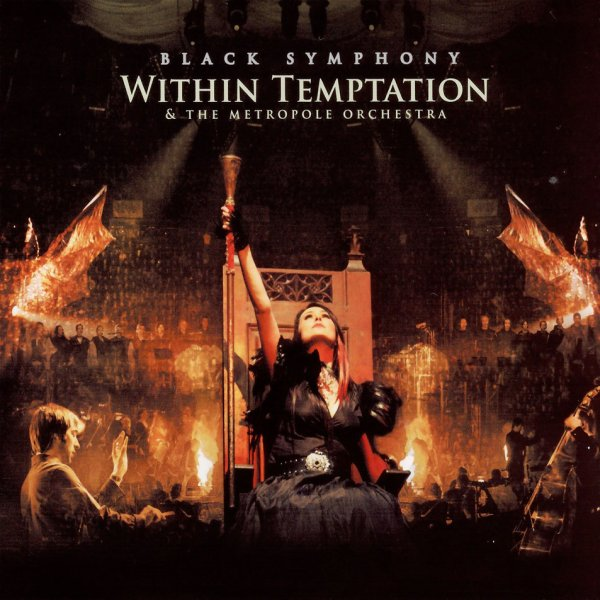 Within Temptation - Pochette dvd *-*