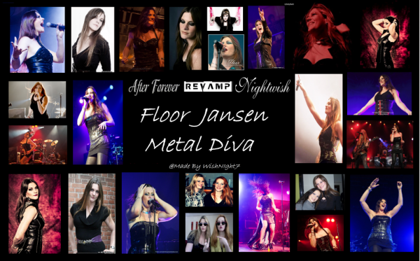 Happy Birthday Floor Jansen \m/