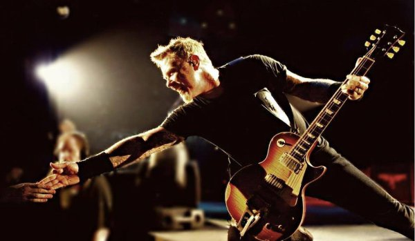 Happy Birthday James Hetfield ! Concert entier  de Metallica \m/