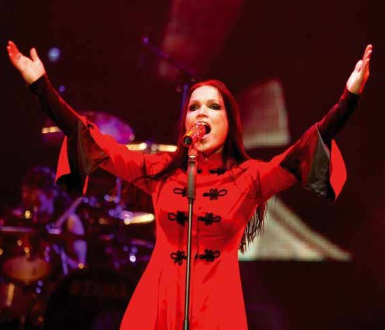 Happy Birthday Tarja !