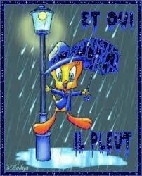 marre de cette pluie