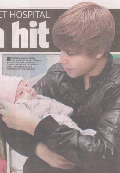 Belle photo de Justin Bieber