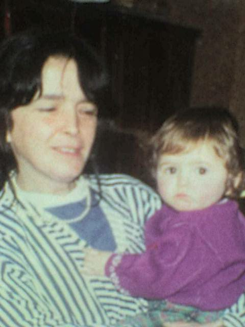 Moi et maman ^^