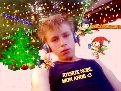JOYEUX NOEL MON COEUR !!!!!!