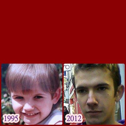 J'ai bien grandi !!! =)