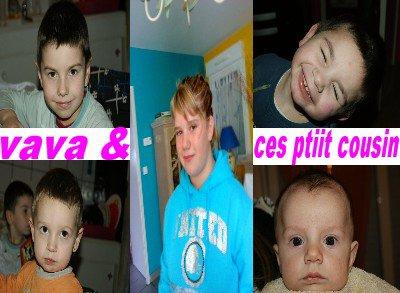 MoOii-vava  Presentee ::                                          Les Ptiit Cousin ♥♥