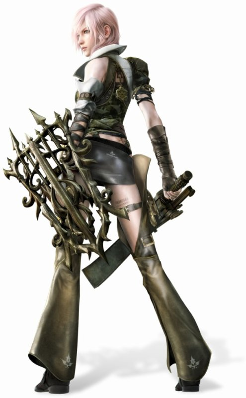 FFXIII - Lightning Returns