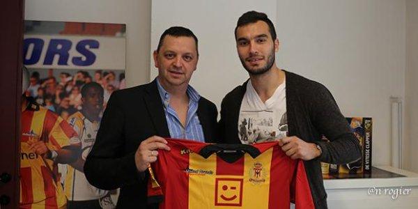 Serbie : I.Obradovic signe en Belgique