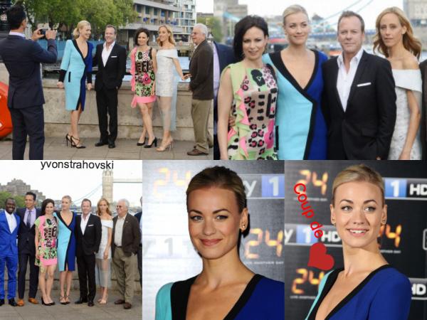 Voici les photos de l'event de le 5mai 2014 à London