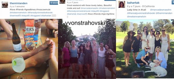 Le 14 aôut 2014, les photos d'yvonne quand elle a fait le shoot, sont enfin diffusent