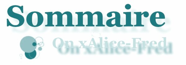 ● » Article o4 : Sommaire .