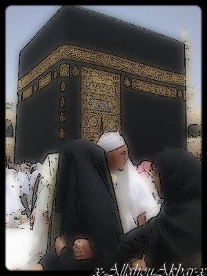 Je vis ma vie au jour le jour ...                                                                                                                                                                                                                        Peax -> La kaaba )