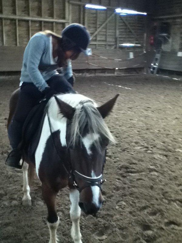 Équitation ?