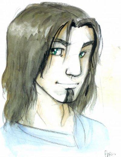 David : personnage qui apparait dans le Second Tome