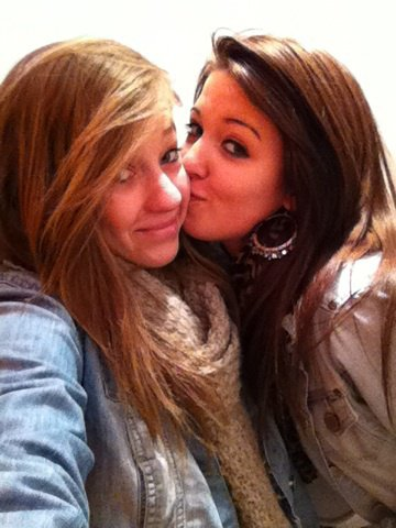 Alice & Morgane ♥