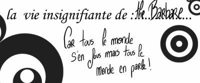 la life du barbare ^^