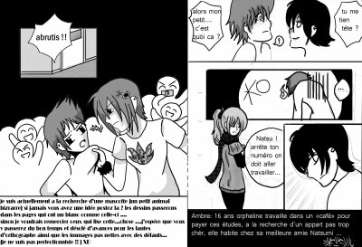 the chapter 1 (il vas commencer promis !!^^)