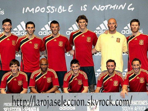Bienvenue a tous sur le blog de la sélection d'Espagne // Bienvenidos a tod@s en el blog de la seleccion de Española