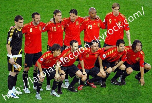 L'espagne championne d'Europe de football 2008 // España, campeón de la Eurocopa 2008
