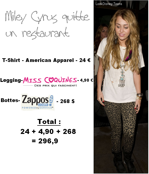 Article : 3 / Miley Cyrus\
