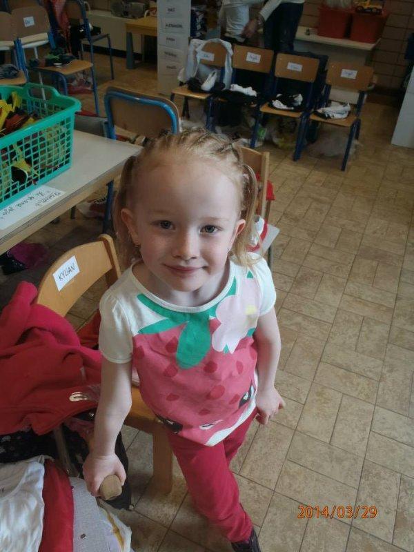 Fancy-faire de Ma princesse :D 3eme Maternelle 2014 (l)