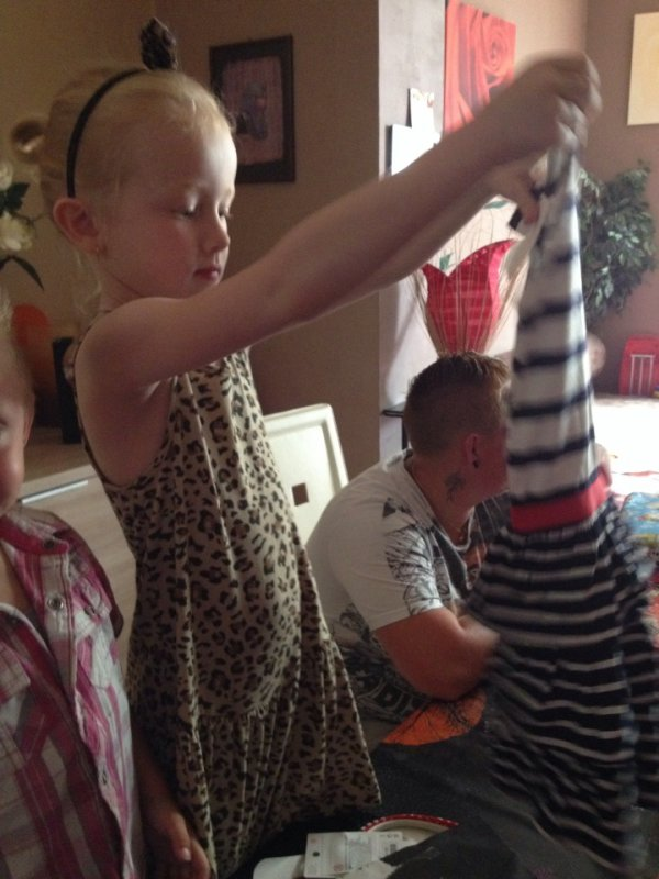 Anniversaire de Ma princesse 6 ans (l) (10/07/2014)