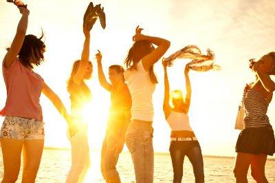 Vivez, profitez de la vie...vous êtes encore jeune :)