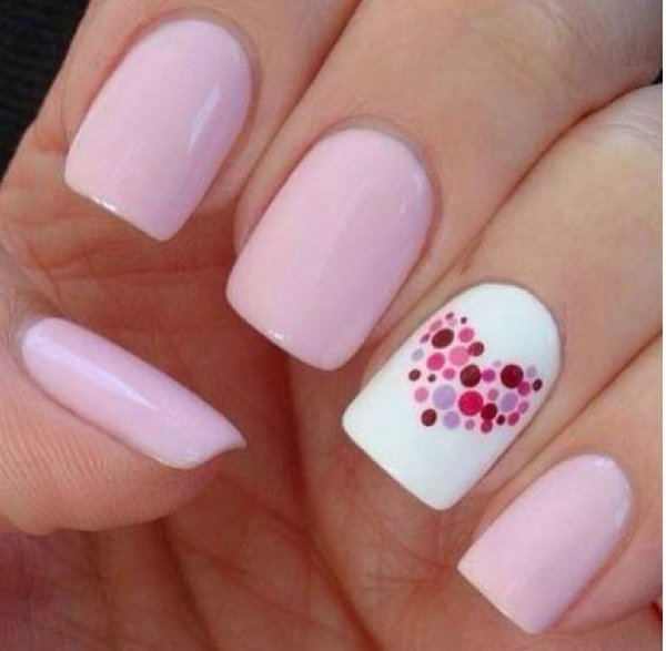 nail art mignon