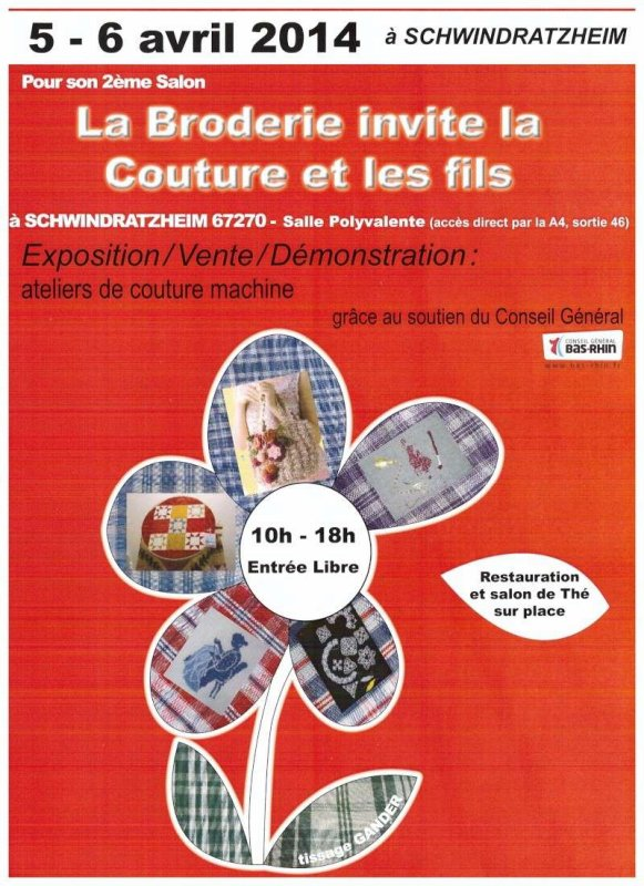 Broderie /exposition