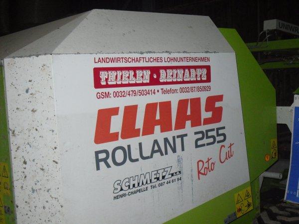 Landwirtschaftliches Lohnunternehmen Thielen-Reinartz / entreprise agricole Thielen-Reinartz .
