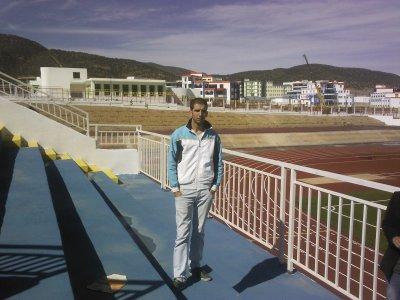 Batna / Pôle universitaire de Fesdis
