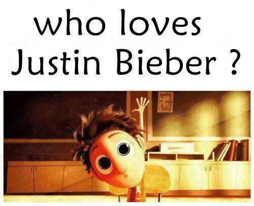 Who loves Justin Bieber ??? Qui aime Justin Bieber ??