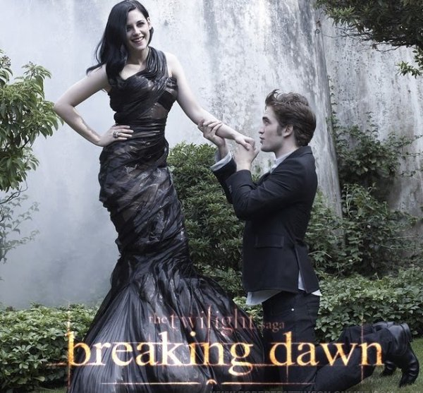 I m waiting for the Breaking Dawn