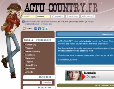 Actu Country !