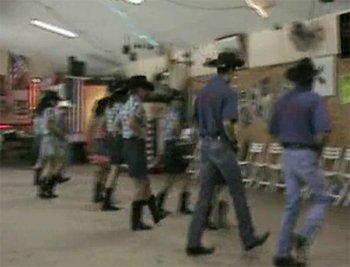 Gibson's Dancers - Line dance