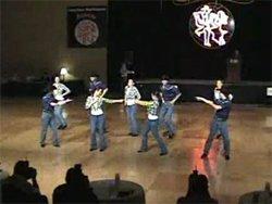 video danseurs WCCD Line Dance Worlds 2007 à Nashville